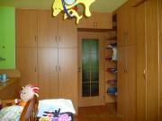 vestavěná skříň do dětského pokoje - olše impulz