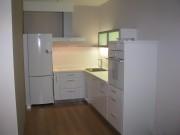 kuchyně bílá lesk