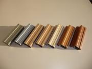 vzorky profilů ocelových rámů