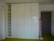 skříň bílá dětský pokoj 1
